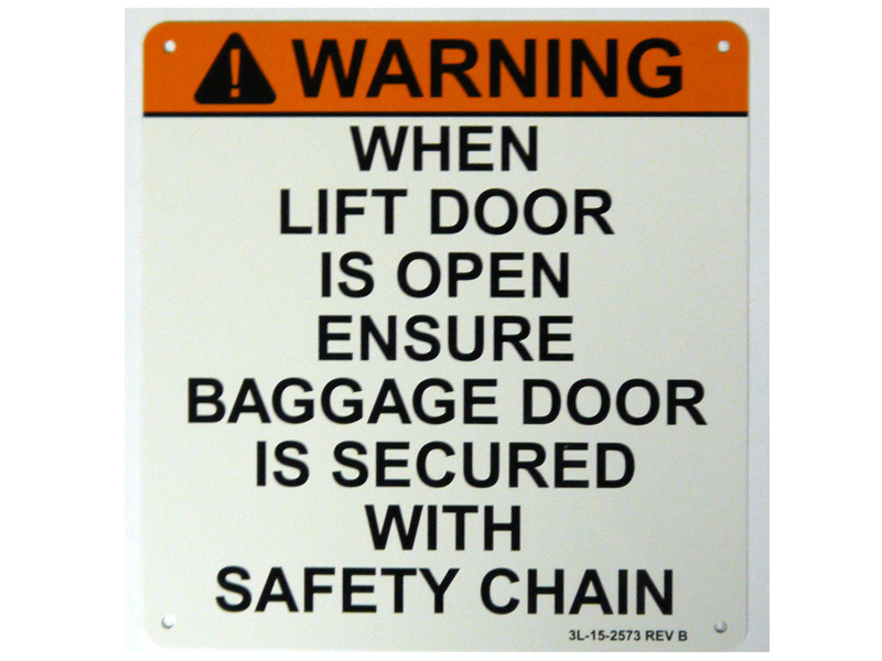 Warning Sign Manufacturer