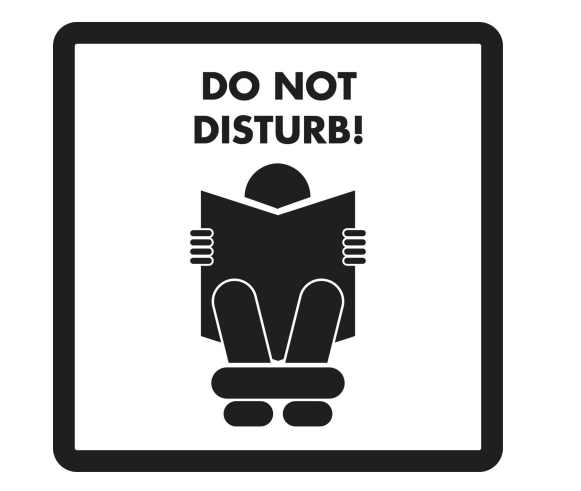 Plastic PP/PVC hotel do not disturb sign,do not dis
